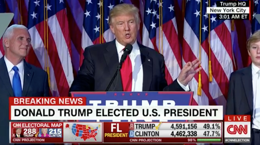 Donald Trump: 'Manchurian Candidate'?