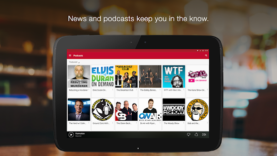 iHeartRadio Free Music & Radio- screenshot thumbnail