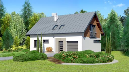 projekt Dom przy Głogowej 3