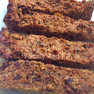 High Protein Gluten-Free Energy Bar (Vegan)