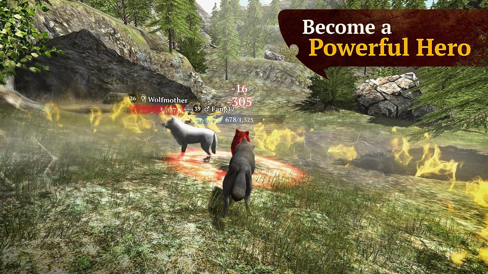 Best Wolf Games