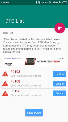 OBDW : elm327 bluetooth obd2 scanner 27 screenshots 2