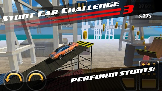 Stunt Car Challenge 3 MOD Apk (Unlimited Money) 8