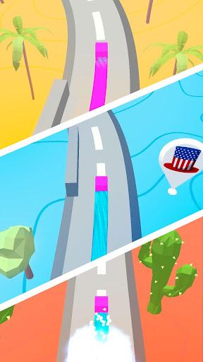 Télécharger Gratuit Color Adventure: Draw and Go APK MOD (Astuce) screenshots 4