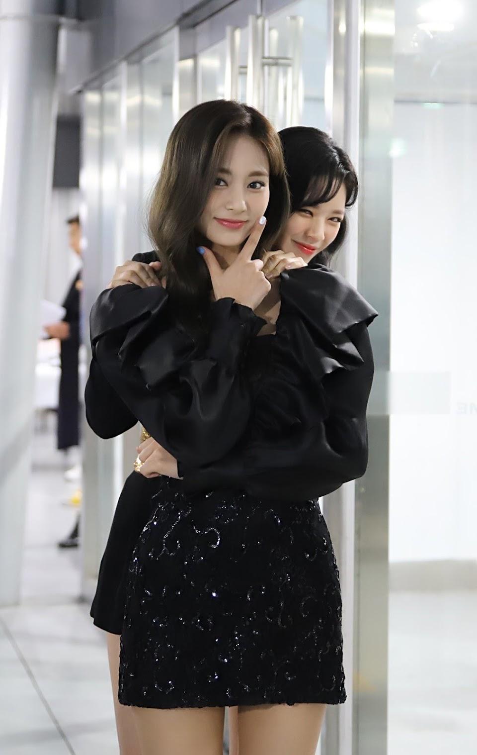 twice tzuyu jeongyeon JYPnation naver