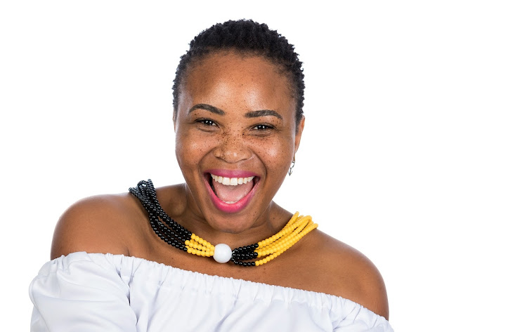 Hulisani Ravele is a woman on a mission.