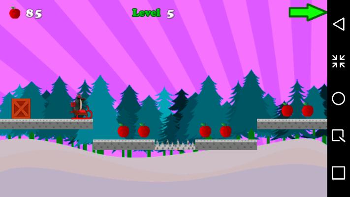 Pingu Jump - screenshot