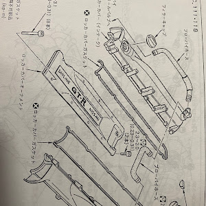 スカイラインGT-R BNR34のカスタム事例画像 歌麿さんの2021年01月10日19:11の投稿