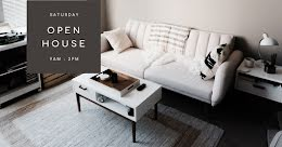 Saturday Open House - Facebook Event Cover item