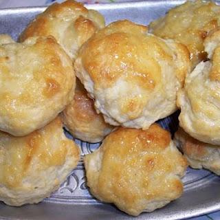 Church's Honey Biscuit.