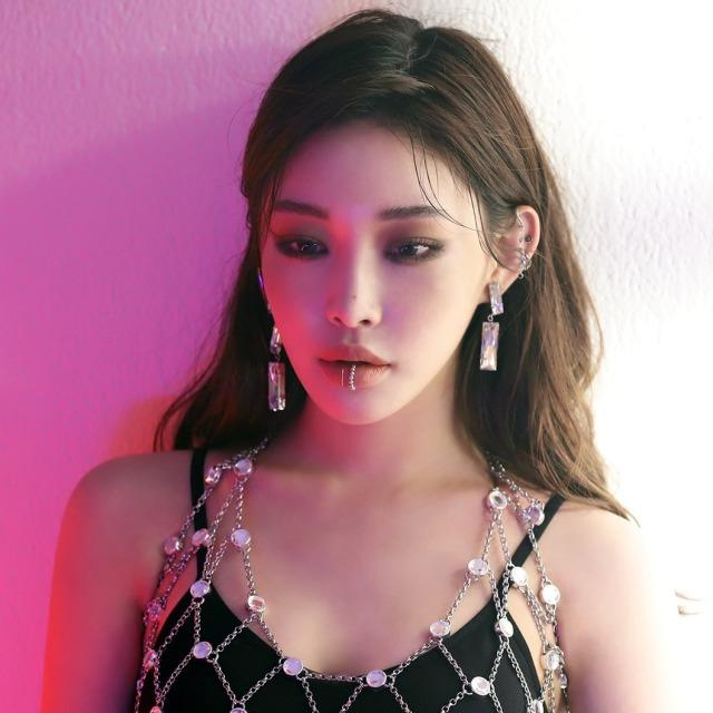 chungha makeup 16