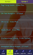Golden Collection Lagu Indonesia Kenangan screenshot thumbnail