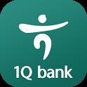 KEB하나은행 – 스마트폰뱅킹(Hana 1Q bank) icon