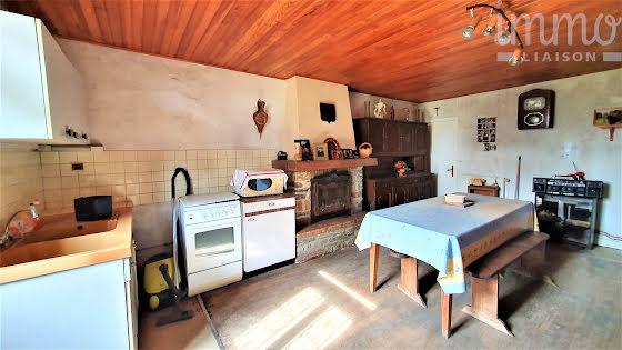 Vente maison 4 pièces 1617 m2