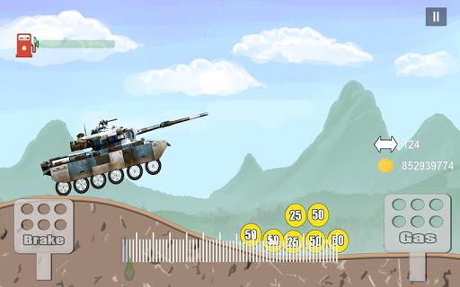 Car Mountain Hill Driver - Climb Racing Game 1.0.1 screenshots 5