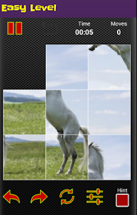 Horse Puzzle Jigsaw For Kids- screenshot thumbnail