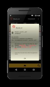 BlackList Pro (calls blocker) v2.35.1