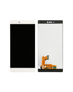 Huawei P8 LCD Display White
