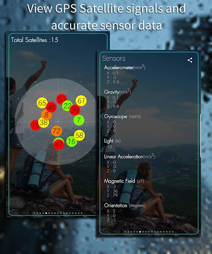 GPS Tools® screenshot 4