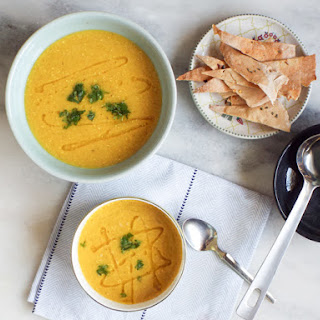 Middle Eastern Lentil Soup | Vegan