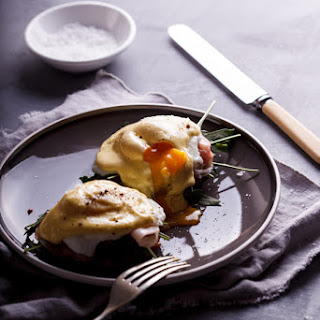 Eggs Benedict on Hash Browns Recipe
