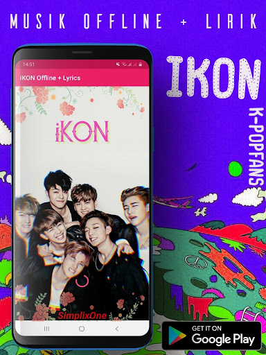 Update!!! Lagu iKON Offline + Lirik screenshots 1