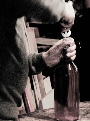 Buon vino e il saggio che lo sa gustare di Elio