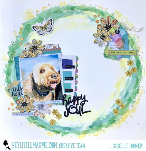 Color Study Part 2  | Vicki Boutin | Giselle Homer