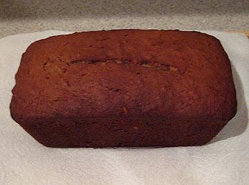 No Sugar Or White Flour Moist Banana Nut Bread Recipe