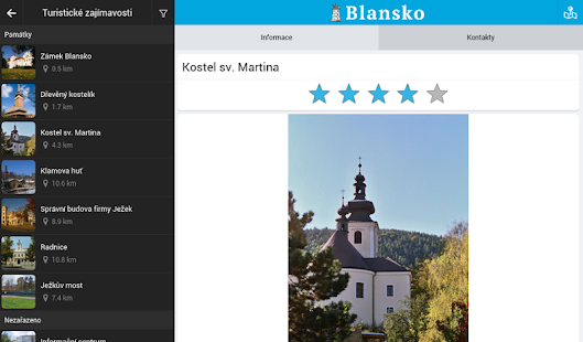 Blansko- screenshot thumbnail