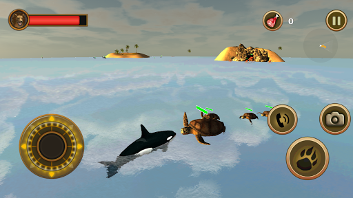 Orca Survival Simulator 1.1 screenshots 4