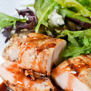 Juicy Grilled Chicken Breast Recipe with Hoisin Sauce