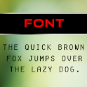 Bubble Fonts Pack icon