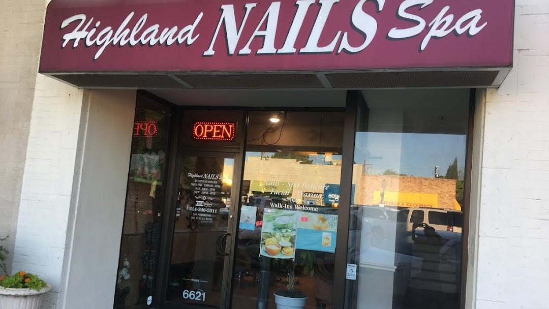 Highland Nails & Spa - Nail Salon in Dallas