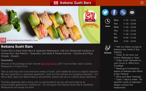 玩免費遊戲APP|下載Ikebana Sushi Bars app不用錢|硬是要APP
