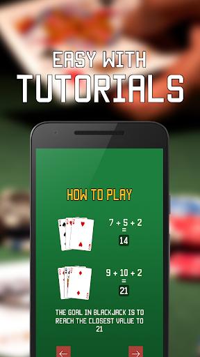 Blackjack 21 Play Real Casino 1.11 Mod screenshots 3