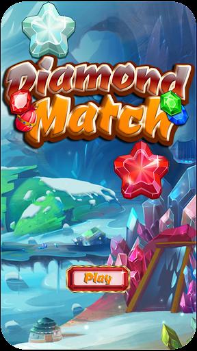 New Diamond Match 3 Games apkmind screenshots 1