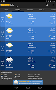 Download wetter.com - Weather and Radar For PC Windows and Mac apk screenshot 14
