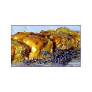 Lavender Artichoke Frittata