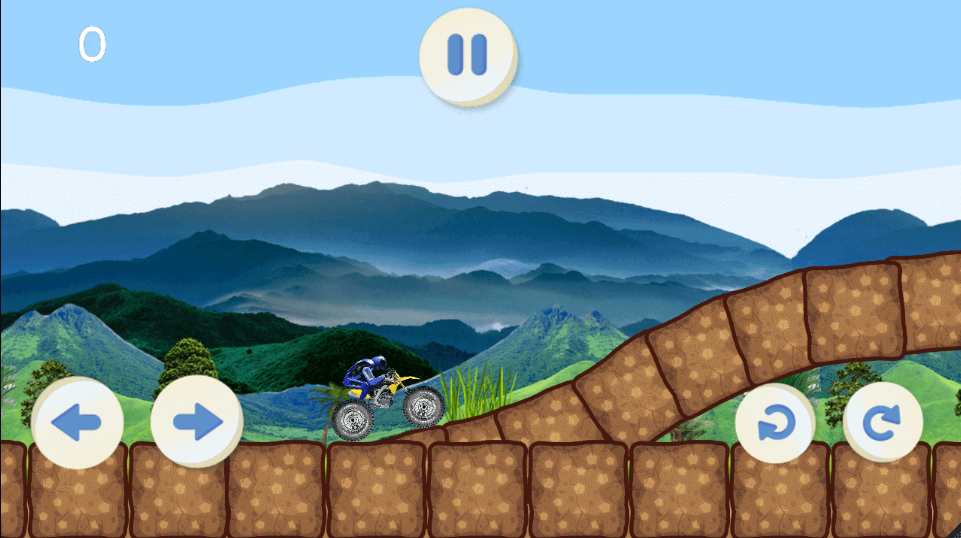 Motorbike Hunter Game- screenshot