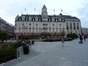 Photo: Oslo, Grand Café