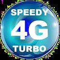 4G Speedy Browser Turbo icon