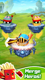 Hack Game Idle Hero Dash apk free