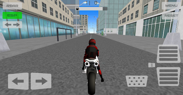 Turbo Motobike Driver- screenshot thumbnail
