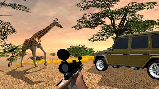 Télécharger Safari chasse 4x4 apk mod screenshots 1