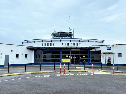 What is Kerry Airport at Farranfore in Ireland like?