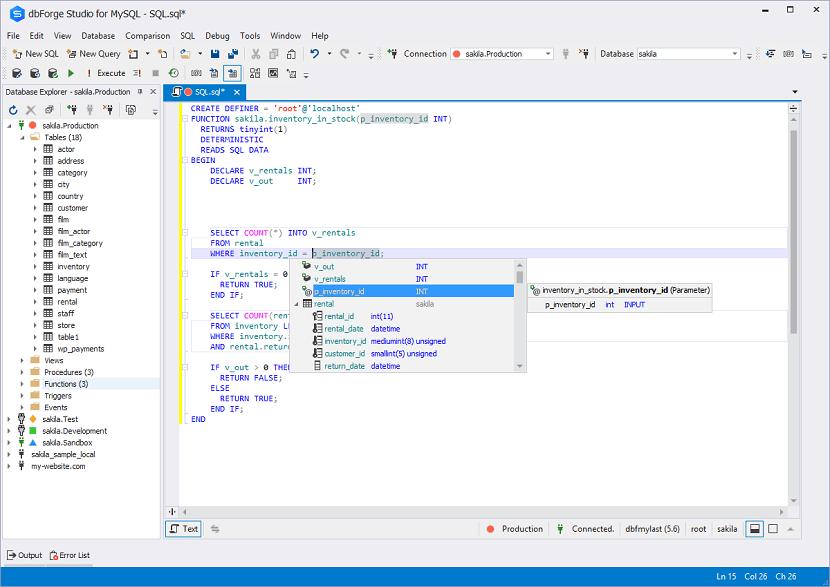 best database management software