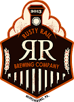 Logo of Rusty Rail White IPA With Apricots