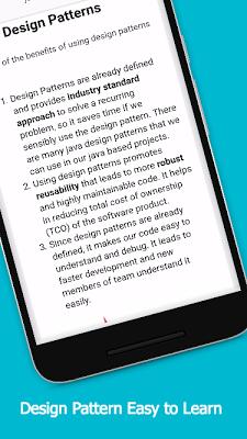 Learn design patterns - screenshot