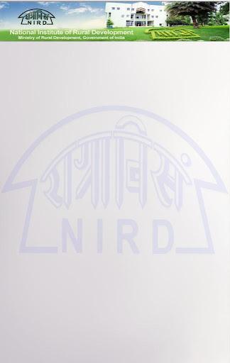 NIRD ATTENDANCE